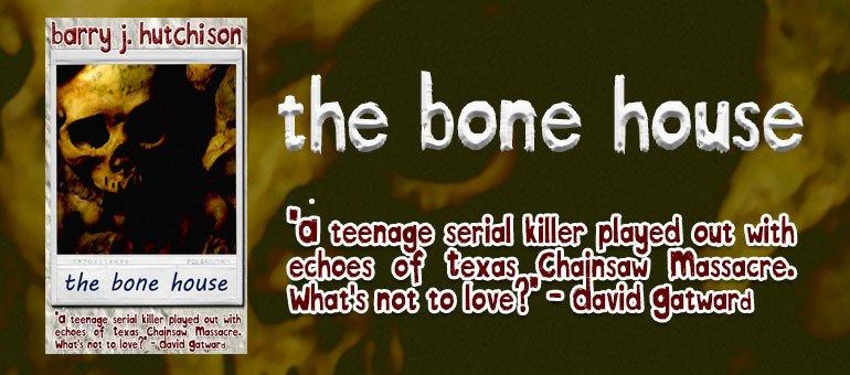 The Bone House – short horror story on Amazon Kindle