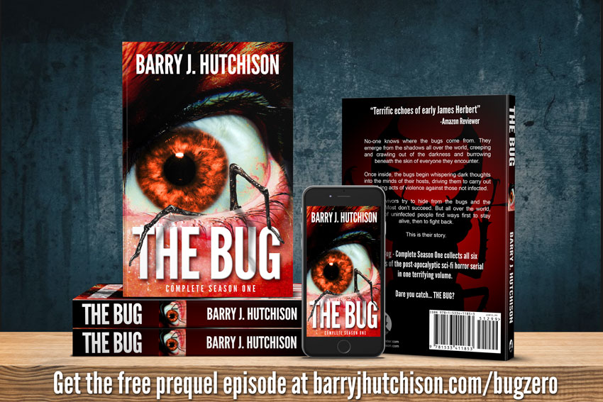 The Bug – Complete Season One out now!