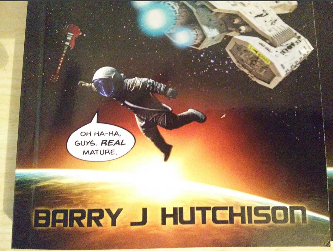 Space Team Series book 1-10 - Barry J. Hutchison